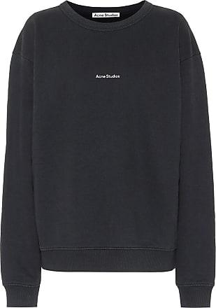 Acne Studios Sweatshirt aus Baumwoll-Jersey