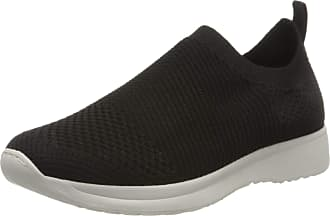 Vagabond Womens Cintia Slip On Trainers, Black 20, 5 UK