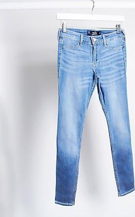 Hollister low rise jegging jean-Blue