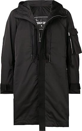Ziggy Chen technical coat - Black