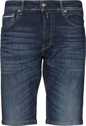 Replay JEANS - Bermuda jeans su YOOX.COM