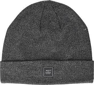 Barts Mens Adrano Hat, Black, One Size