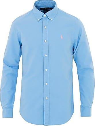 Keneth Twill Skjorte Classic Fit Vista Blue | MATCH nettbutikk