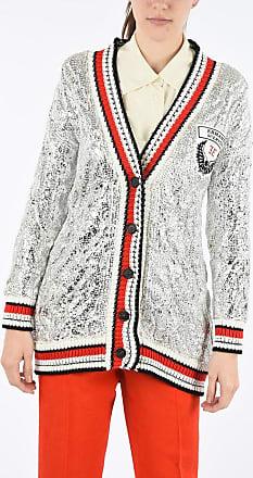 Ermanno Scervino Oversized crochet cardigan size S
