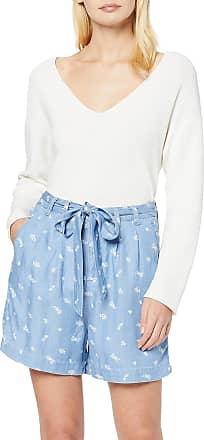 EDC by Esprit Womens 059cc1c001 Short, Blue (Blue Light Wash 903), 14 (Size: 30)