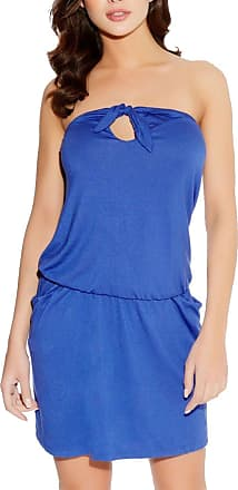 Freya Poppy Mini Beach Dress Cobalt XS (8)