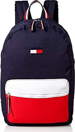 718a7b82bdf5 Tommy Hilfiger Womens Backpack Patriot Colorblock Canvas