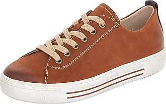 Remonte Womens Lace-Up Shoes D0900, Womens Sporty Lace-Up Brown Size: 8.5 UK