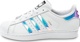 adidas superstar blanche irisé