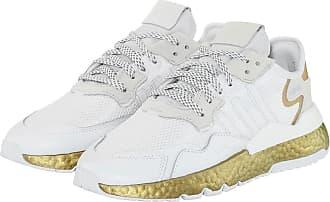 adidas Nite Jogger Sneaker (Weiß) - Damen