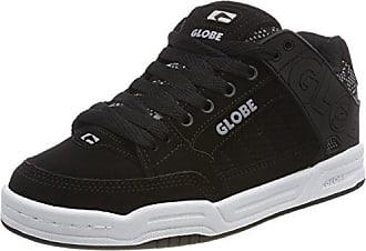 31b6ead7c4 Globe Tilt-Kids, Chaussures de Skateboard Mixte Enfant,Noir (Black Rouge  Jacquard
