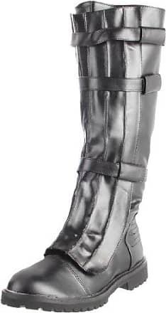 1e3ec45efd6e5a Funtasma Herren WALKER-130 Klassische Stiefel Schwarz (Black) 46 EU