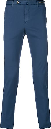 PT01 super slim chino trousers - Blue