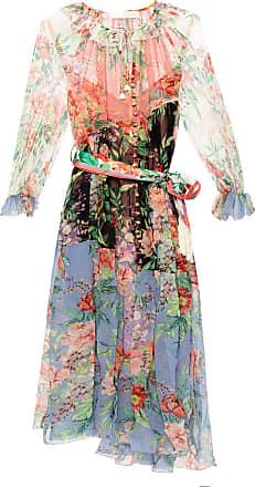 Zimmermann Patterned Dress Womens Multicolour
