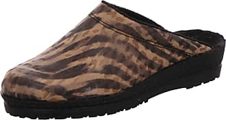 Rohde 2295 Neustadt-D Womens Slippers, schuhgröße_1:39, Farbe:Brown