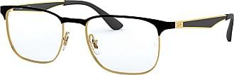 Ray-Ban Óculos de Grau Ray-Ban RB6363 Preto