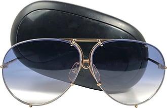 fbbb24e9a16b Porsche Design New Vintage Porsche Design By Carrera 5621 White Gold Large  Sunglasses Austria
