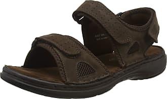 Padders Mast, Men Open Toe Sandals, Brown (Dark Brown 87), 10/10.5 UK (45 EU)