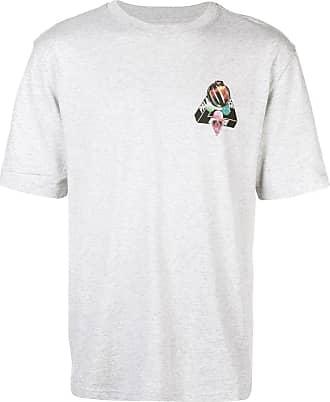 Palace Camiseta Sans Ferg - Cinza