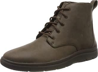 Clarks Originals Men ** Frelan Alp Black Oily lea Ankle Boots ** UK 6,7,8,10 G