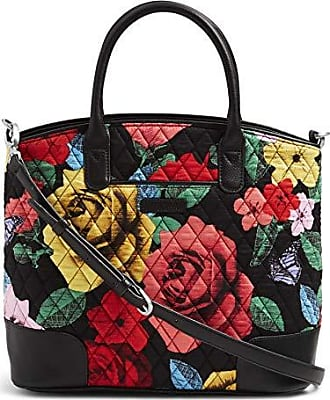 Vera Bradley Day Off Satchel, Havana Rose