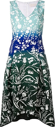 Peter Pilotto Vestido estampado - Azul