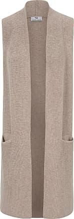 Peter Hahn Cardigan in 100% new milled wool Peter Hahn beige