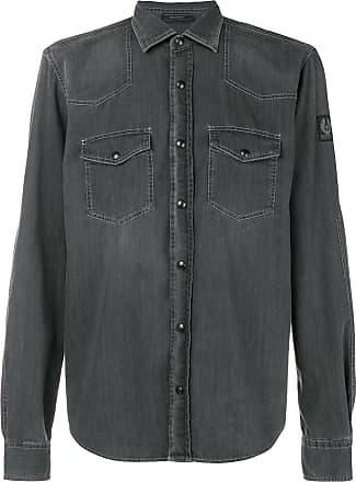 Belstaff Camisa com botões - Preto