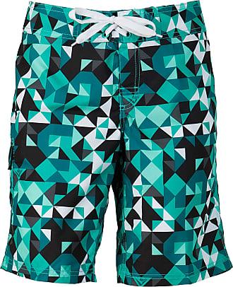 Hlcenng Space Galaxy Pattern Womens Beach Board Shorts Printing Swimming Shorts