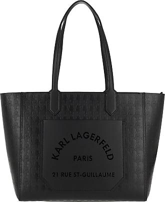 Karl Lagerfeld Journey Tote Cameo Black Shopper schwarz