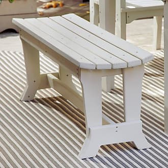 UWharrie Chair Outdoor Uwharrie Carolina Preserves Backless Patio Dining Bench - C098-073W