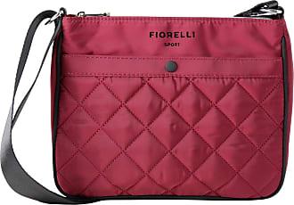 Fiorelli Sport Shoulder Bag Alert Berry Quilt Crossbody FSH0542 Red Berry Dimensions Approx. 26 x 20 x 5.5 cm (W x H x D)