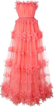 Marchesa tulle dress - Pink