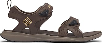 Columbia Mens 2 Strap Sandal, Brown (Cordovan, Curry 231), 10 UK