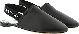 Givenchy Loafers & Slippers - Rivington Slipper Leather Black/Silver - black - Loafers & Slippers for ladies