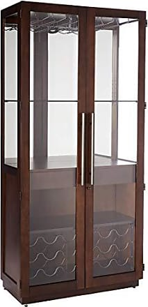 Howard Miller 690038 Wine Cabinet/Bar, Wood