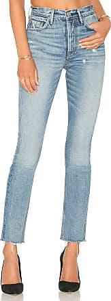 GRLFRND x REVOLVE Karolina High-Rise Skinny Jean in Blue