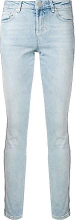 Zoe Karssen light wash skinny jeans - Blue