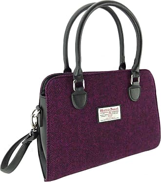 Harris Tweed Ladies Authentic Cassley Classic Handbags LB1003 Col15