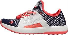 Superdry lightweight trainers with a EVA midsole for support and comfort