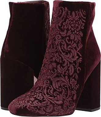 aa827223665a Jessica Simpson Womens WOVELLA Fashion Boot Rouge Noir 8 Medium US