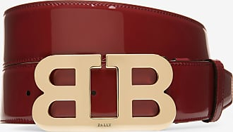 Bally Mirror B 45Mm Red 110