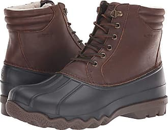 Sperry Top-Sider Avenue Duck Winter (Brown/Black) Mens Boots