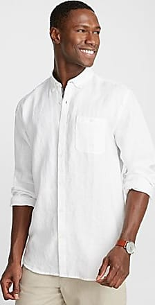 Le 31 Chambray premium linen shirt Comfort fit