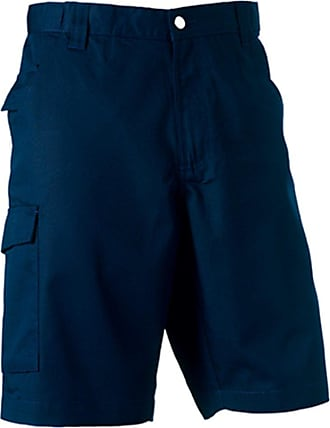 Russell Athletic Russell Workwear Work Shorts : Color - French Navy : Size - 32