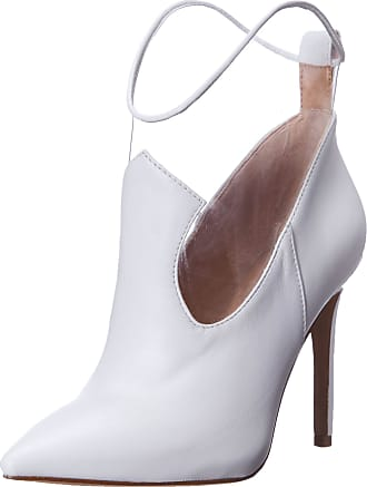 Jessica Simpson Womens Periya Fashion Boot, Bright White, 8 UK
