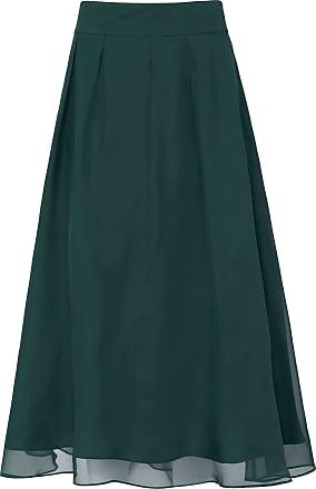 Uta Raasch Skirt in 100% silk Uta Raasch green