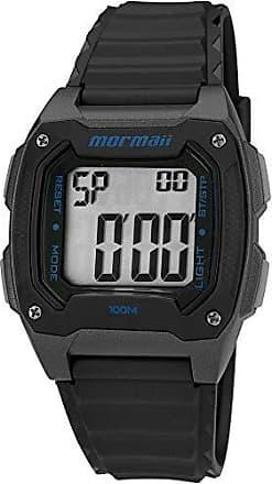 Mormaii Relógio Masculino Mormaii Digital MO11516A/8A - Preto
