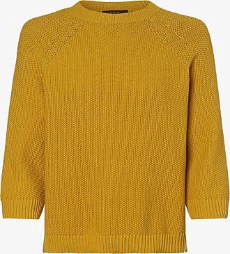 Max Mara Damen Pullover - Natalin gelb