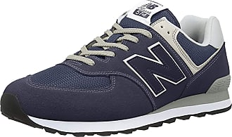 New Balance Men 574v2-Core Low-Top Trainers, Blue (Navy 02), 42.5 (Manufacturer Size: 42.5)